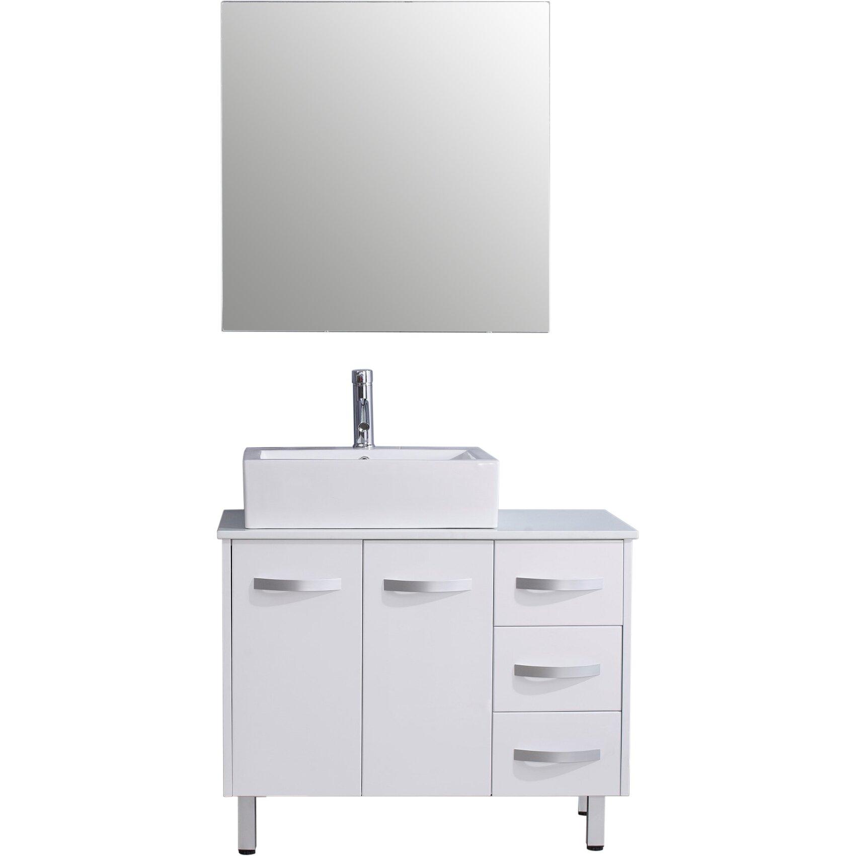 Ultra Modern Bathroom Vanity Design Element Ultra Modern