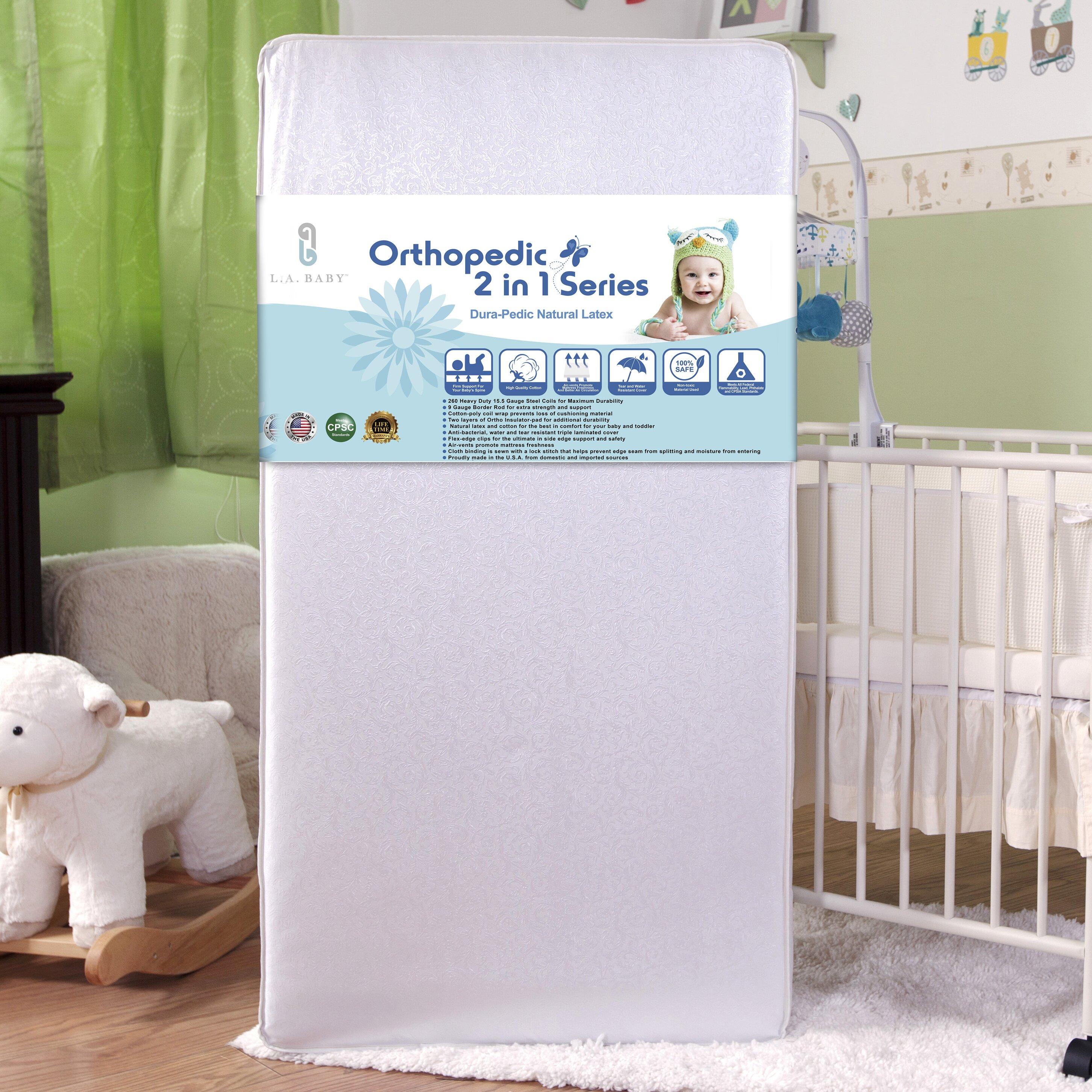 baby crib mattress reviews