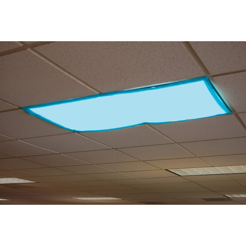 Fluorescent Light Filters: Educational Insights Classroom Light Filters