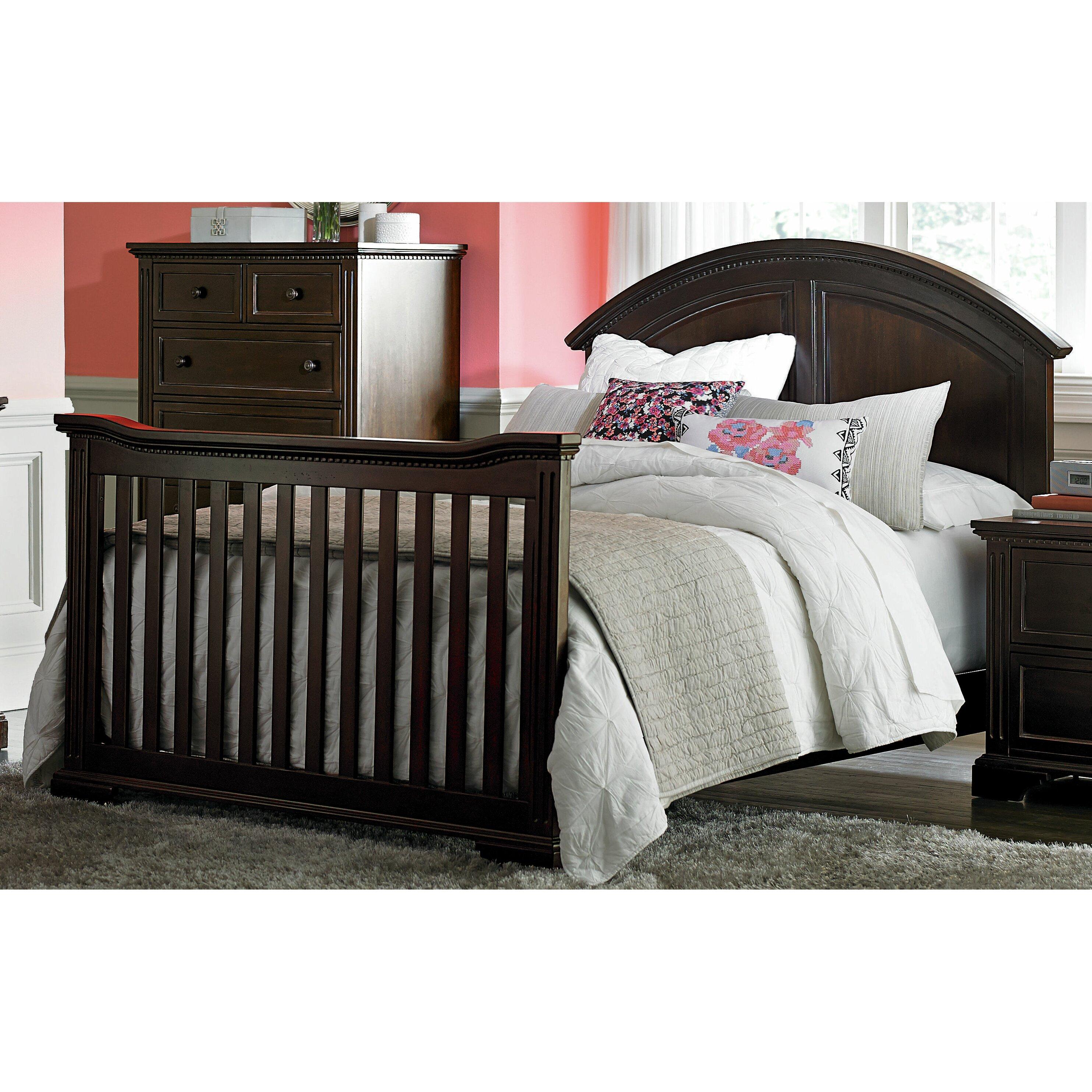 Bassett Baby Kinston Convertible Crib Reviews Wayfair