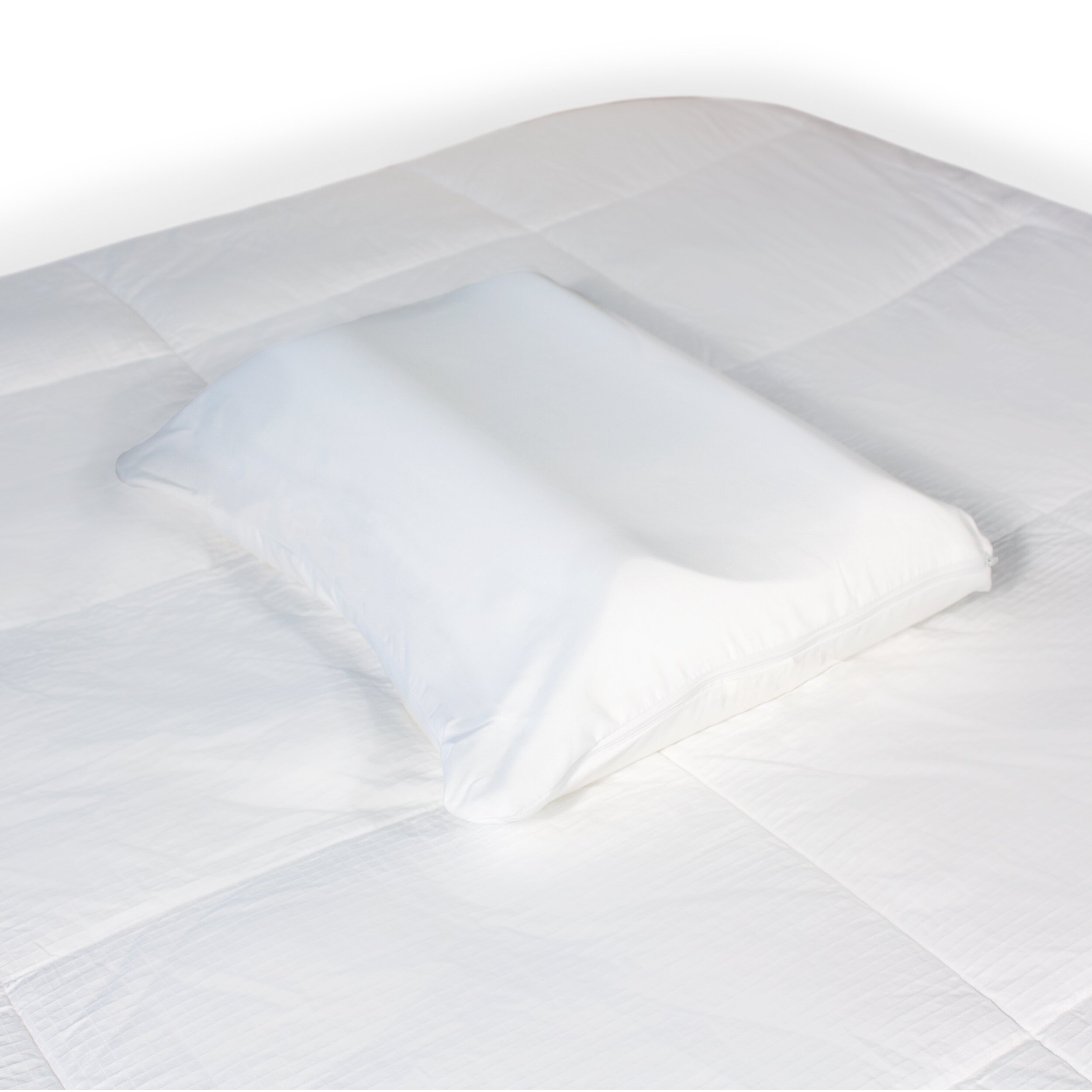 Science of sleep polar foam snore no more pillow wayfair The more pillows you sleep with