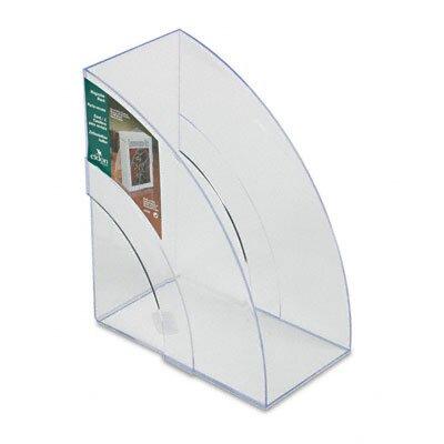 rubbermaid optimizers deluxe plastic magazine rack cep ice magazine rack