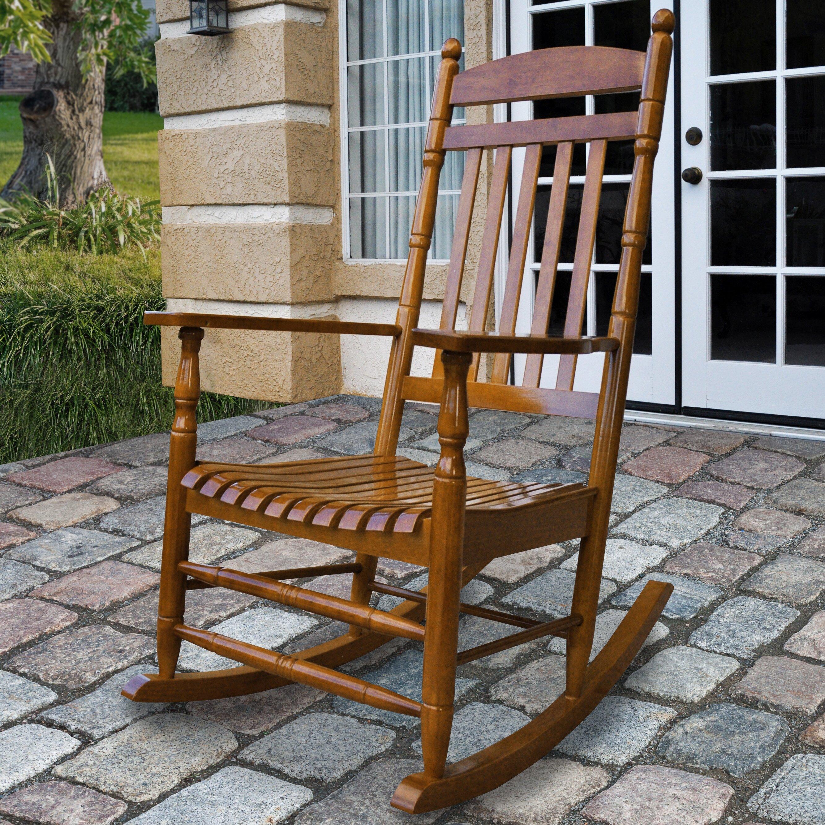 Shine Company Inc. Rhode Island Porch Rocker Chair & Reviews  Wayfair