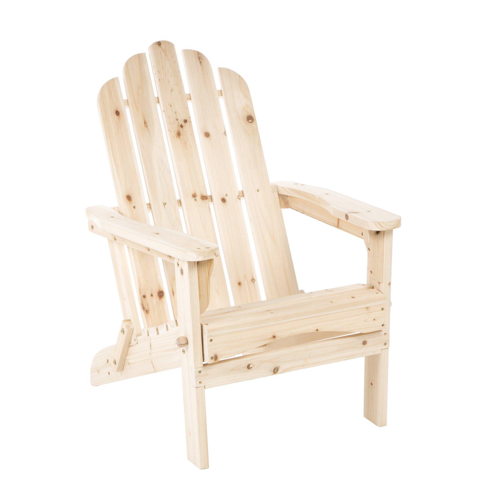 Amazing photo of Shine Company Inc. Marina Folding Adirondack Chair & Reviews Wayfair with #966B35 color and 1699x1699 pixels