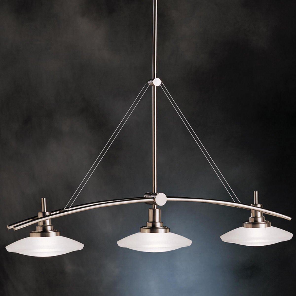 Kichler Lighting Reviews: Kichler Structures 3 Light Island Light & Reviews