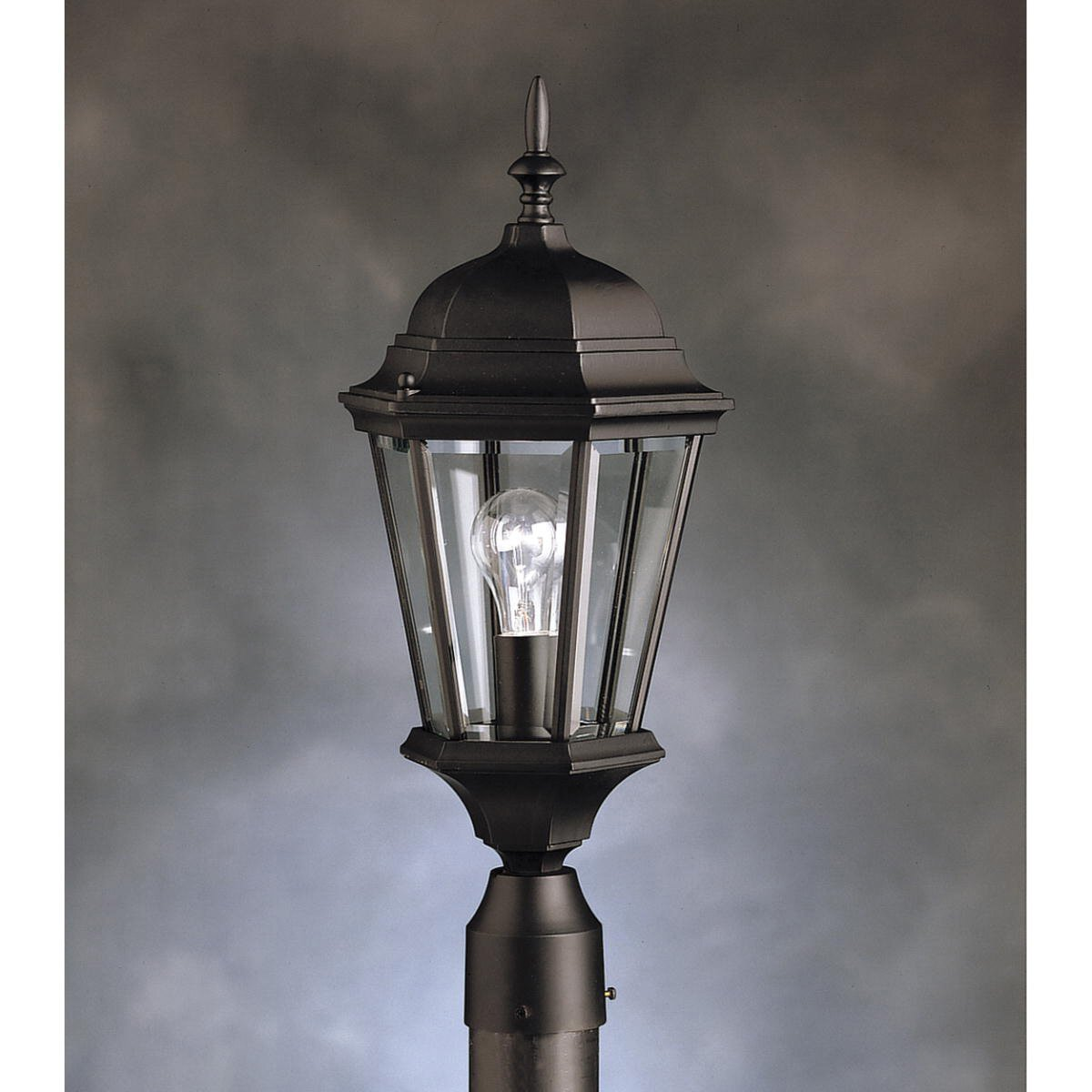 Kitchler: Kichler Madison 1 Light Outdoor Post Light & Reviews