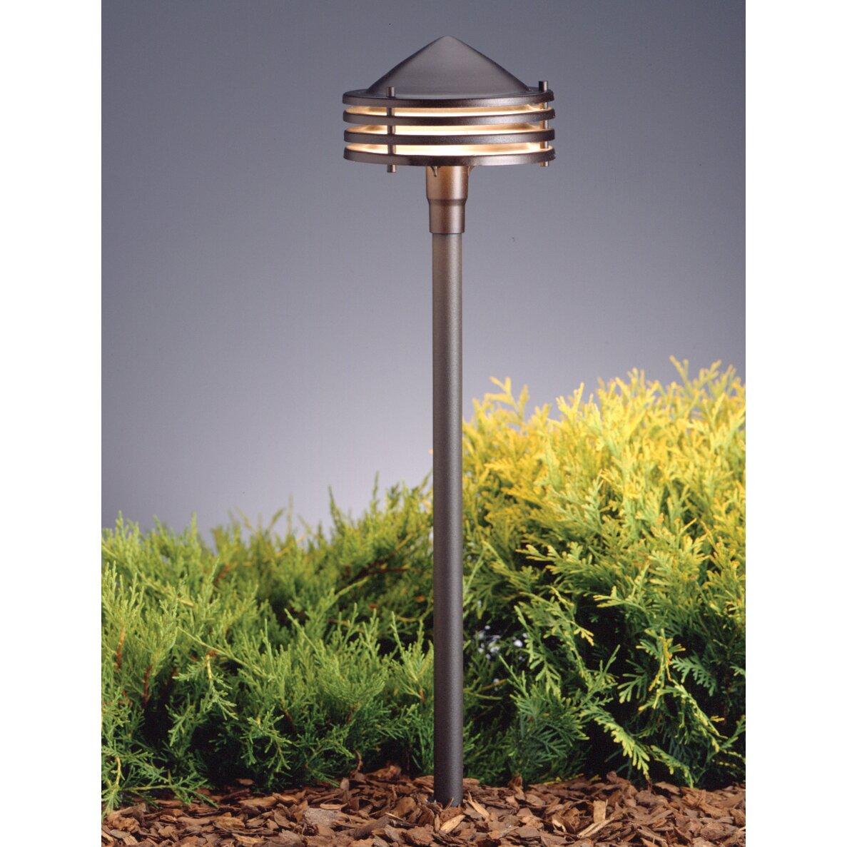 Kichler Landscape Lighting Reviews : Kichler led pathway lighting reviews wayfair