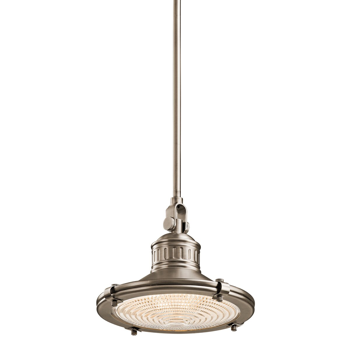 Wayfair Lights: Kichler Sayre 1 Light Pendant Light & Reviews