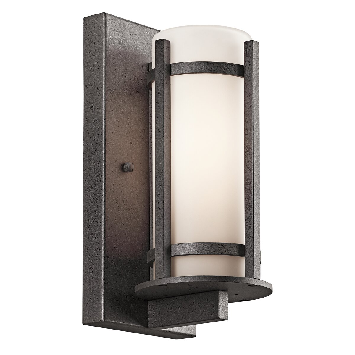 Kichler Camden 1 Light Outdoor Sconce Reviews Wayfair