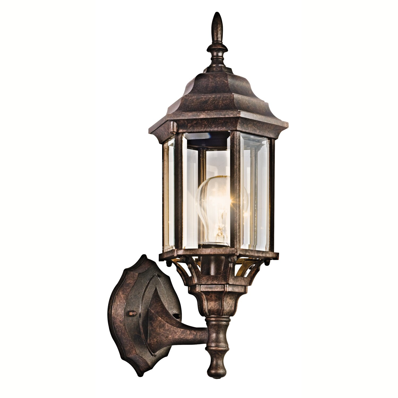Kichler Landscape Lighting Reviews : Kichler chesapeake light outdoor wall lantern reviews