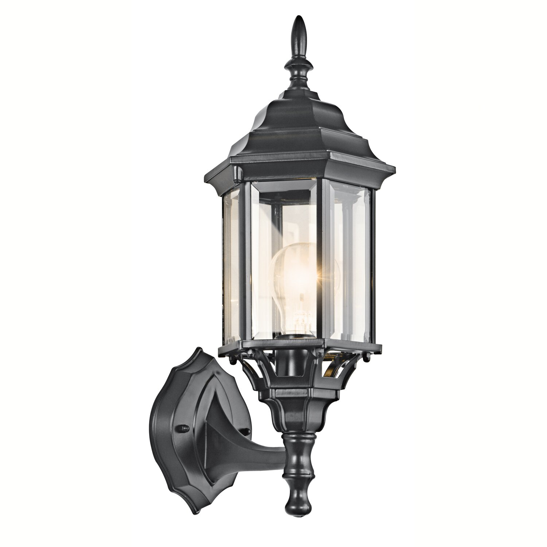 Kichler landscape lighting reviews : Kichler chesapeake light outdoor sconce reviews wayfair