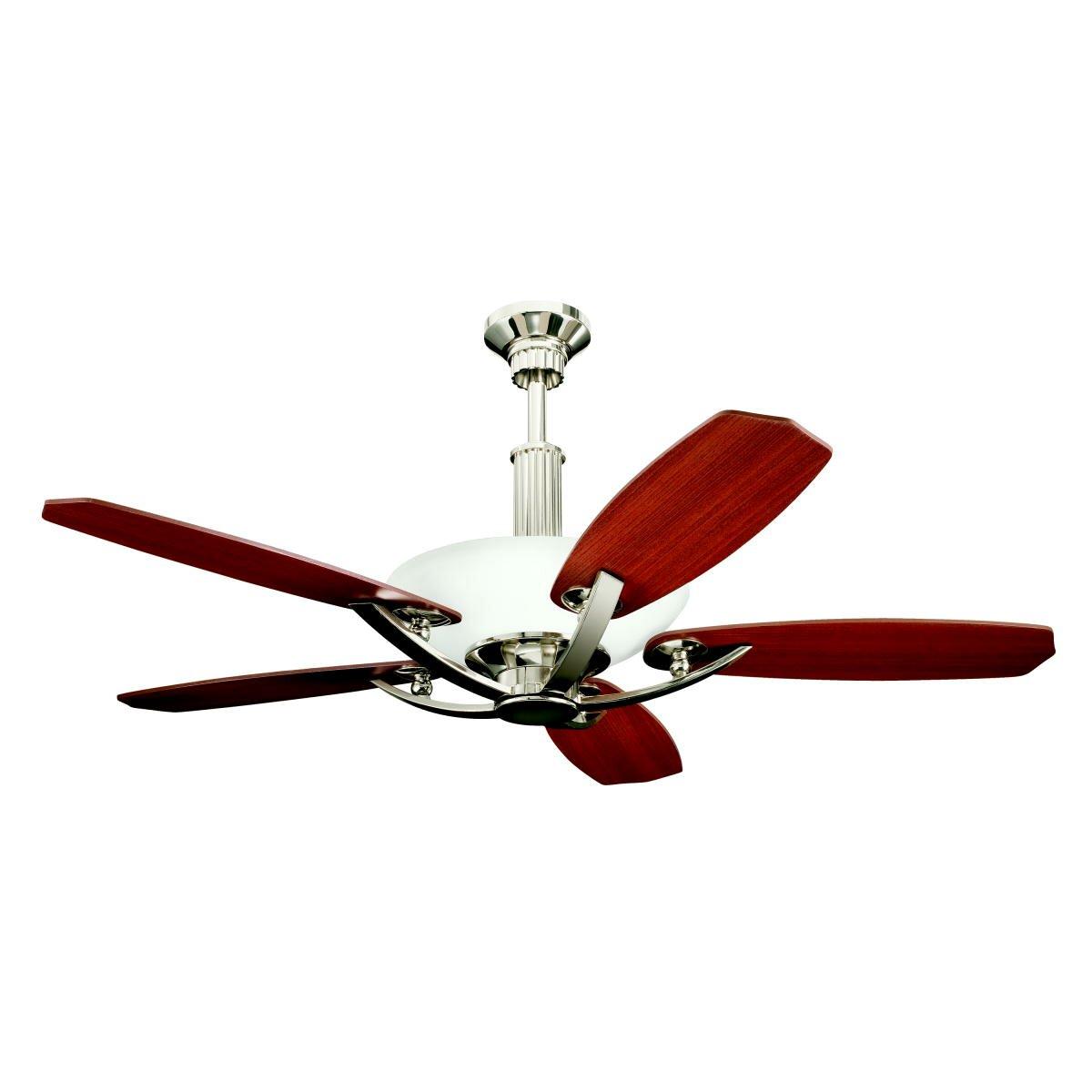 Kichler 56 Quot Palla 5 Blade Ceiling Fan Amp Reviews Wayfair