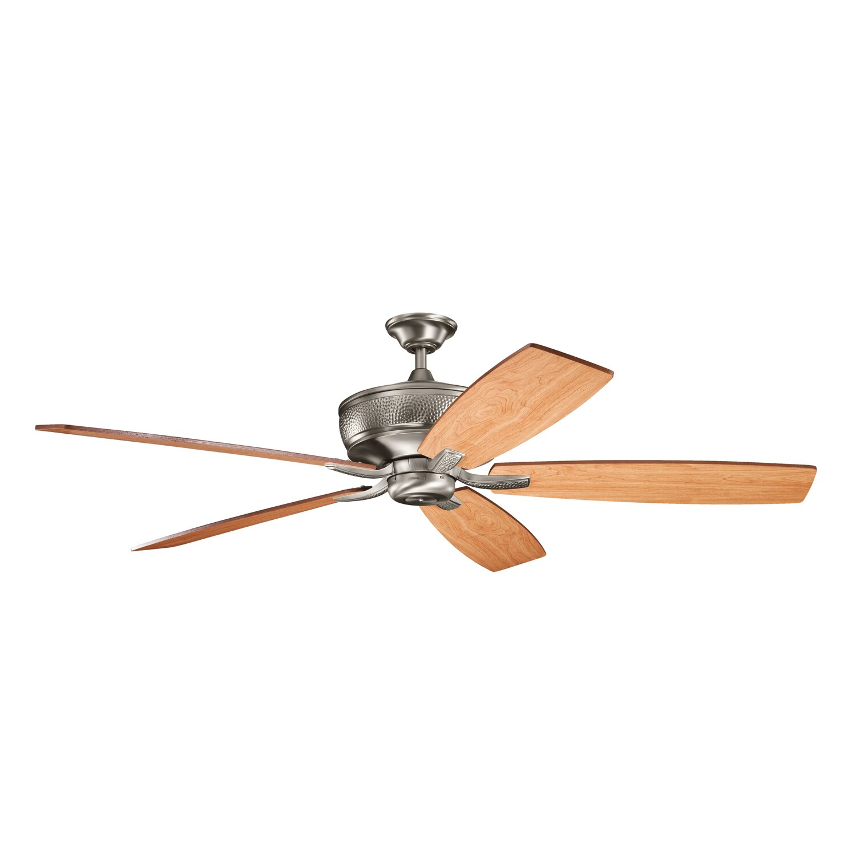 "Kichler 70"" Monarch 5 Blade Ceiling Fan & Reviews"