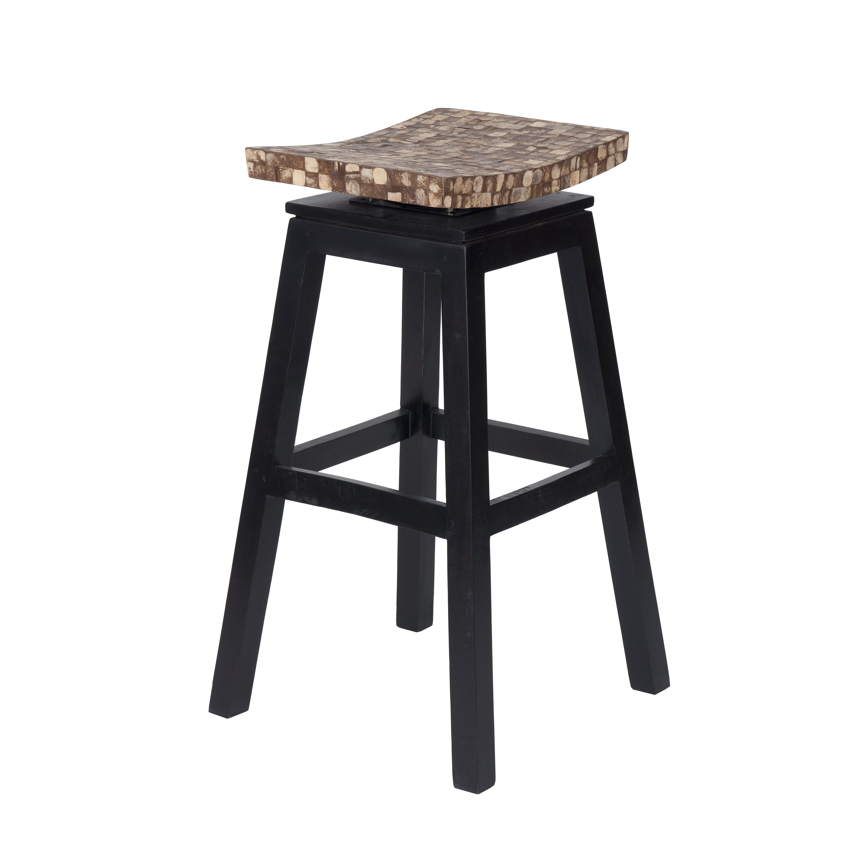 Jeffan Cordova 30 Quot Swivel Bar Stool Amp Reviews Wayfair