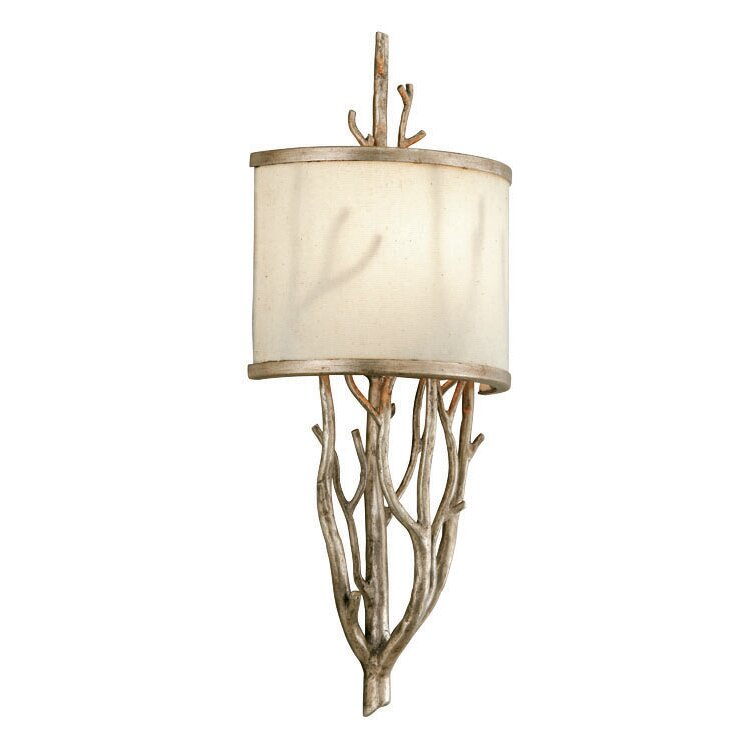 Wall Sconces At Wayfair : Troy Lighting Whitman 1 Light Wall Sconce & Reviews Wayfair