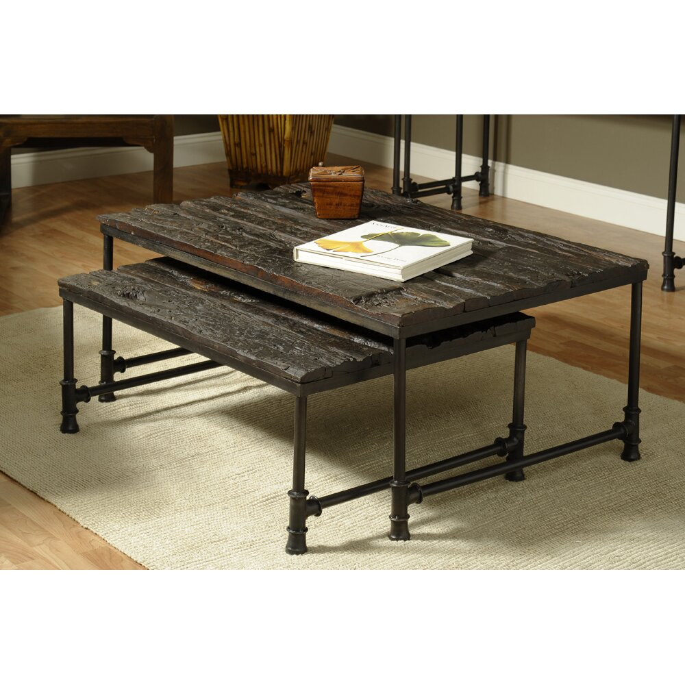 William Sheppee Saal Nested Coffee Table Reviews Wayfair