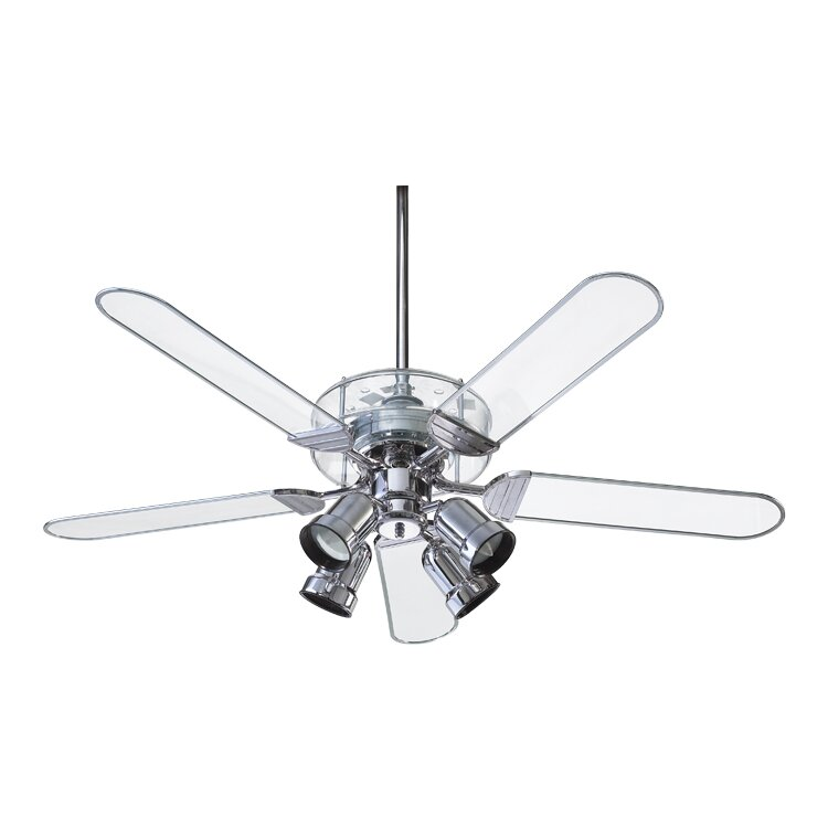 Quorum 52 Prizzm 5 Blade Ceiling Fan Amp Reviews
