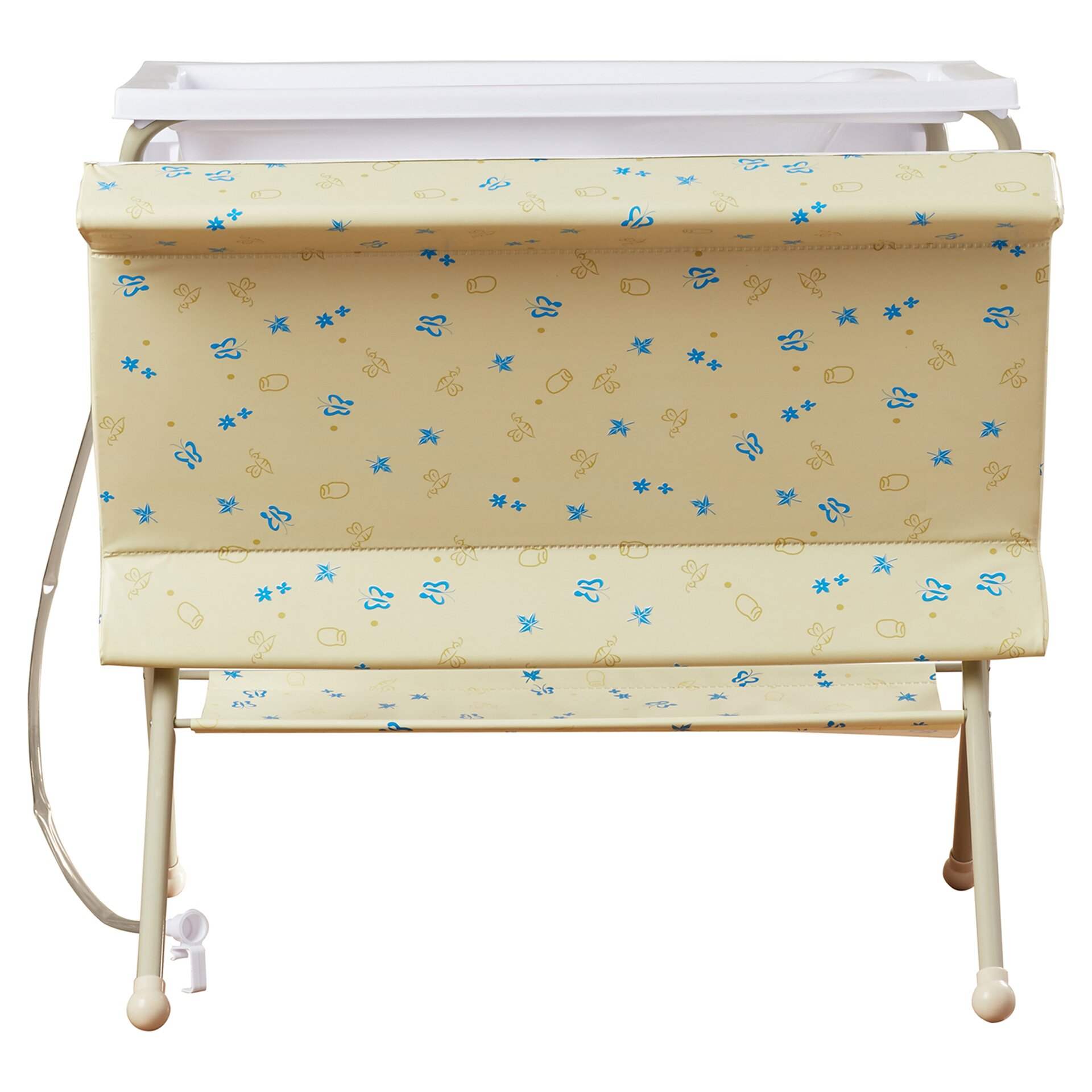Baby Diego Bathinette Baby Bath Changing Table Combo   Baby Diego  Bathinette Foldable Bathtub And Changer Combo