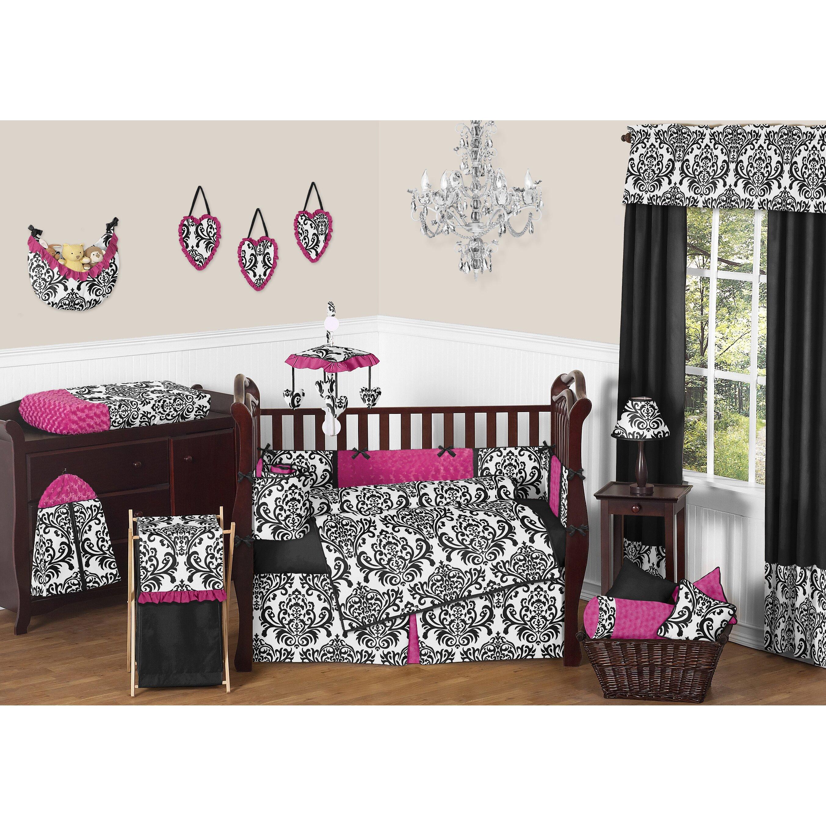 Jojo Isabella Crib Bedding