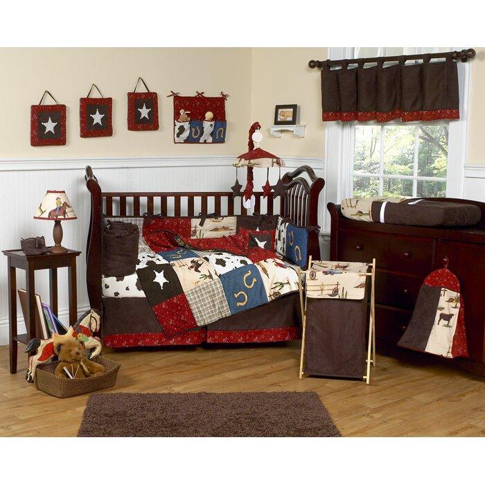 Sweet Jojo Designs  Piece Crib Bedding Set