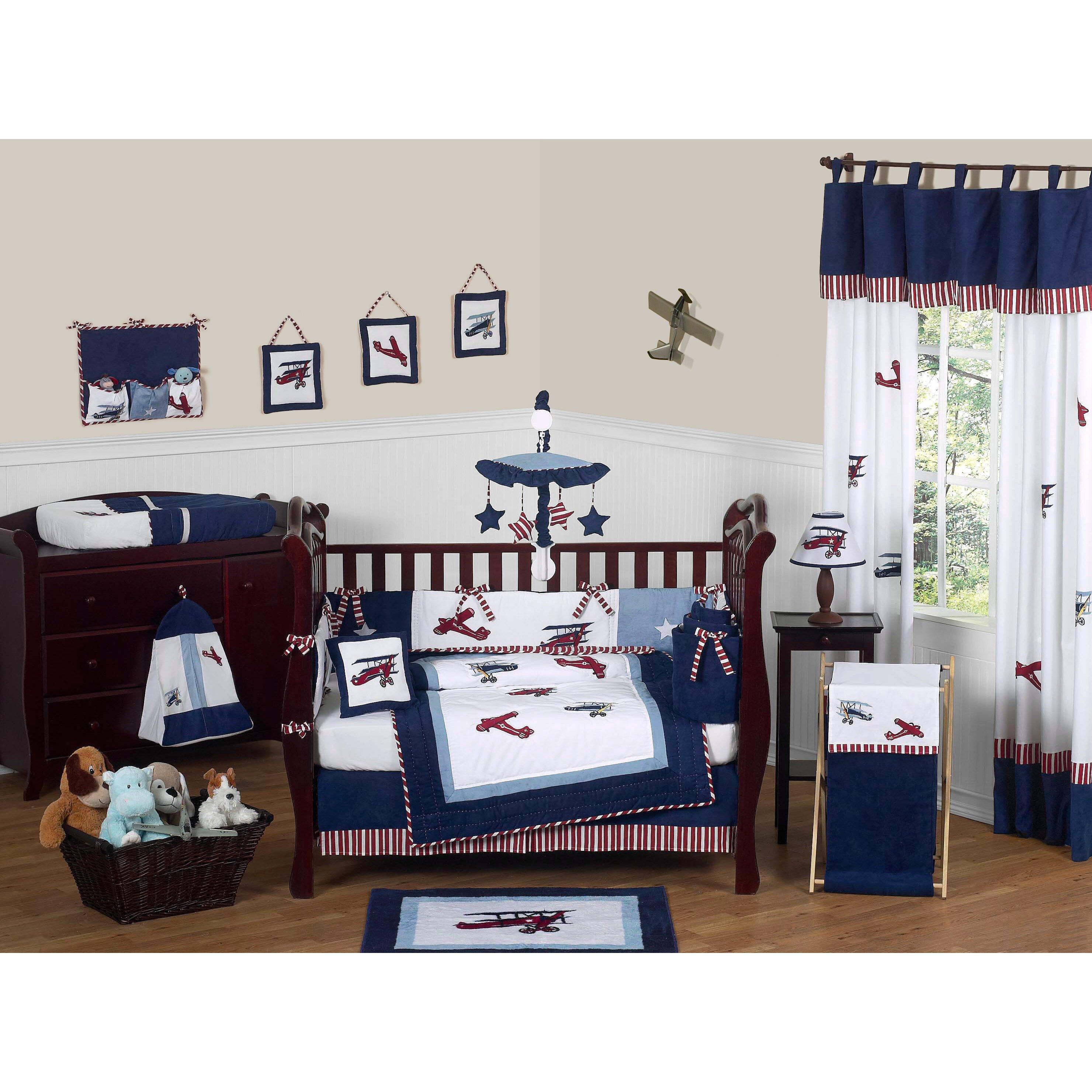 Sweet Jojo Crib Bedding Reviews
