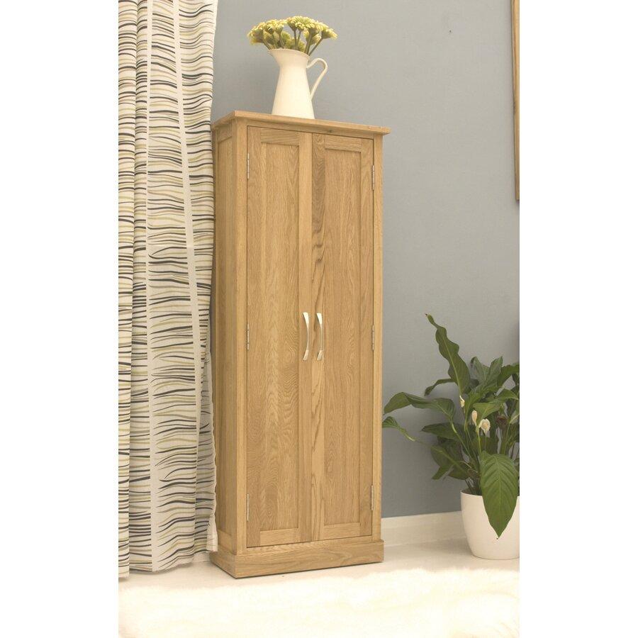 baumhaus mobel oak multimedia cabinet reviews wayfair uk. Black Bedroom Furniture Sets. Home Design Ideas