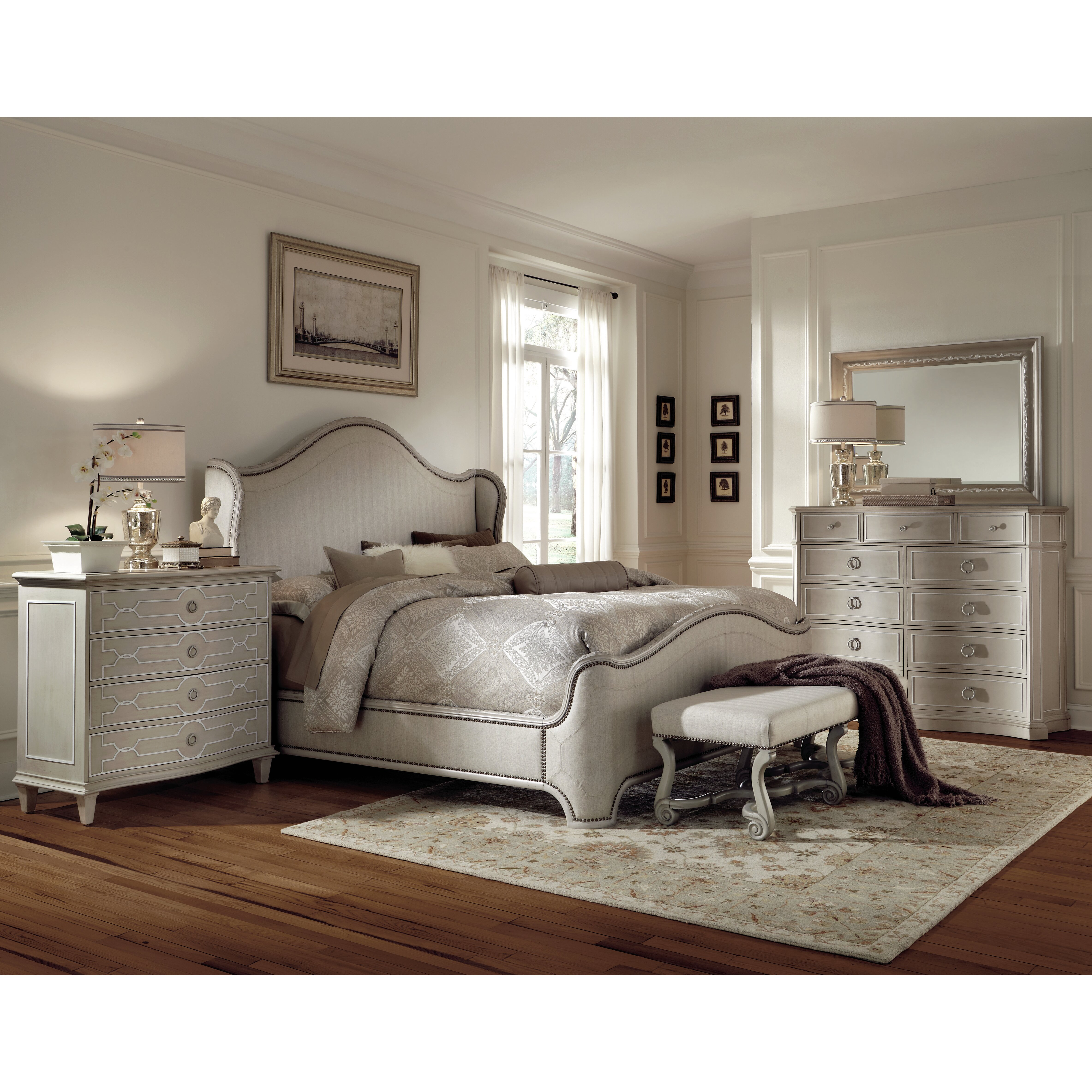 A R T Chateaux Panel Customizable Bedroom Set Reviews