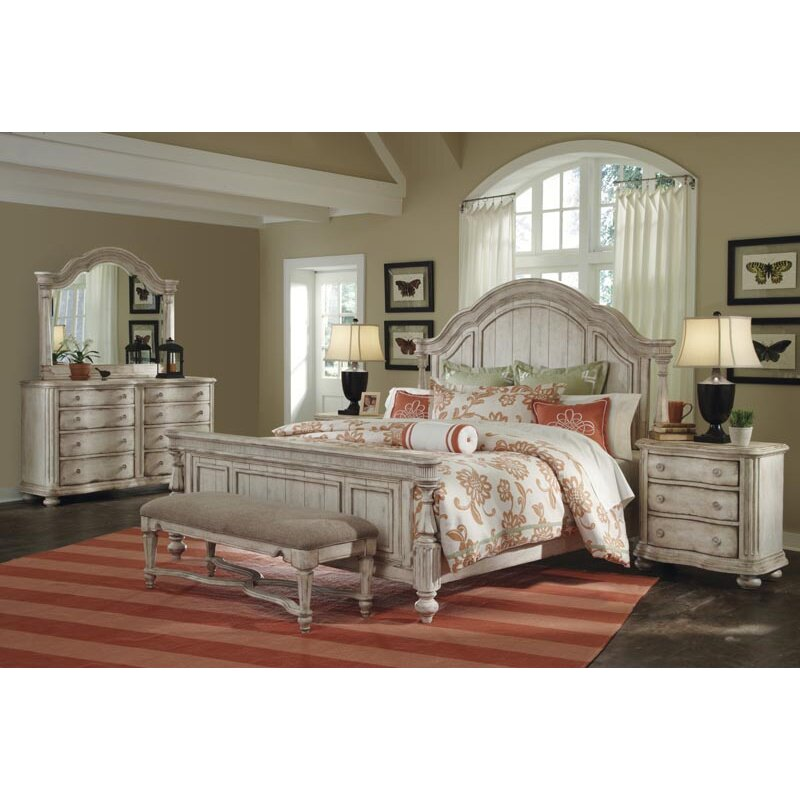 A R T Belmar Ii Panel Customizable Bedroom Set Reviews