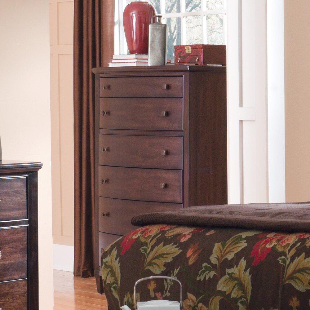 A R T Intrigue King Platform Customizable Bedroom Set Reviews Wayfair