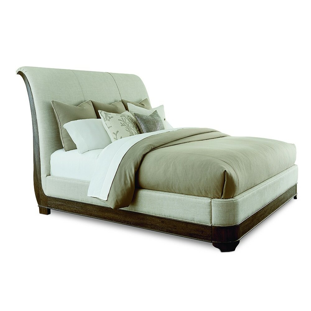 A R T St Germain Queen Platform Customizable Bedroom Set