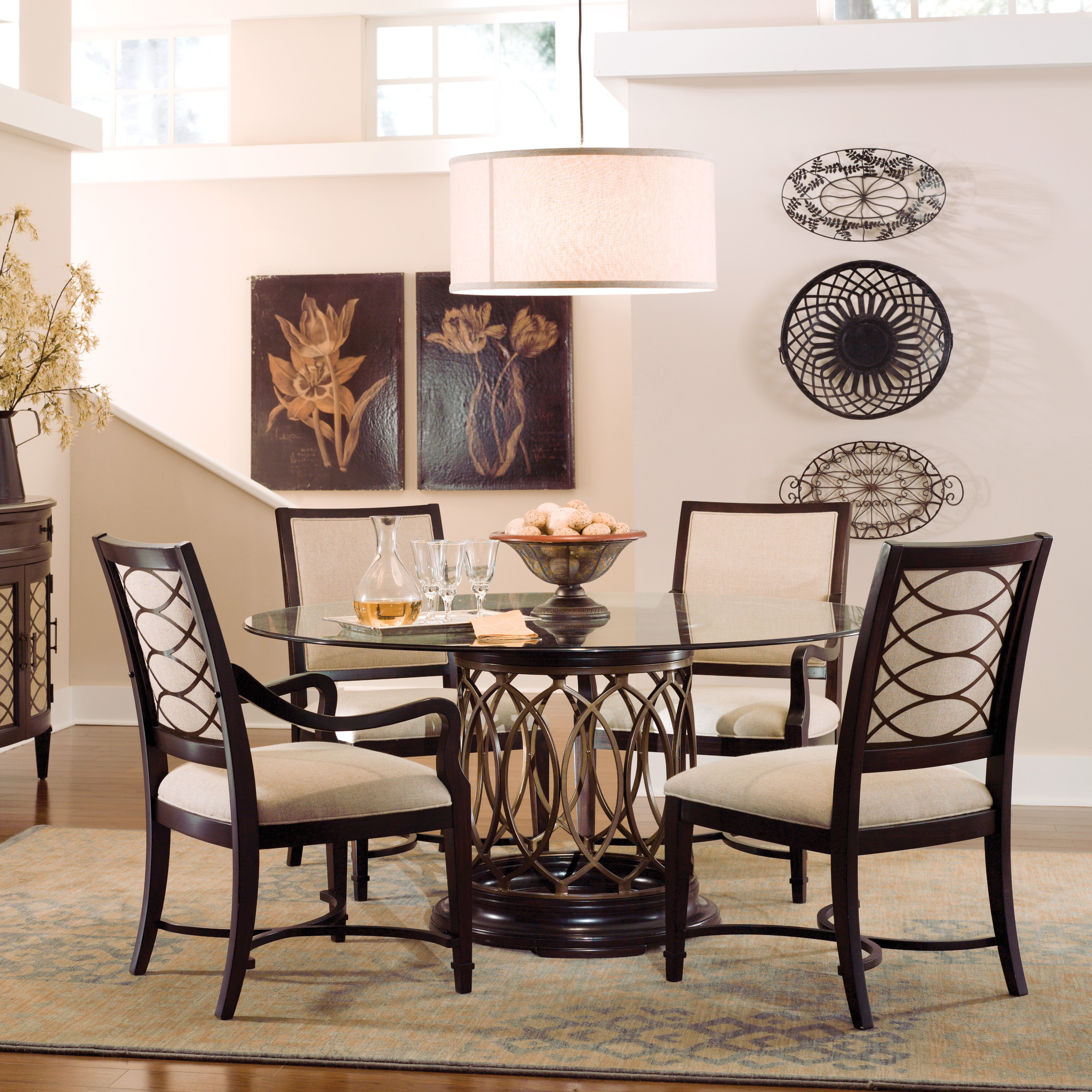 a r t intrigue 5 piece dining set reviews wayfair