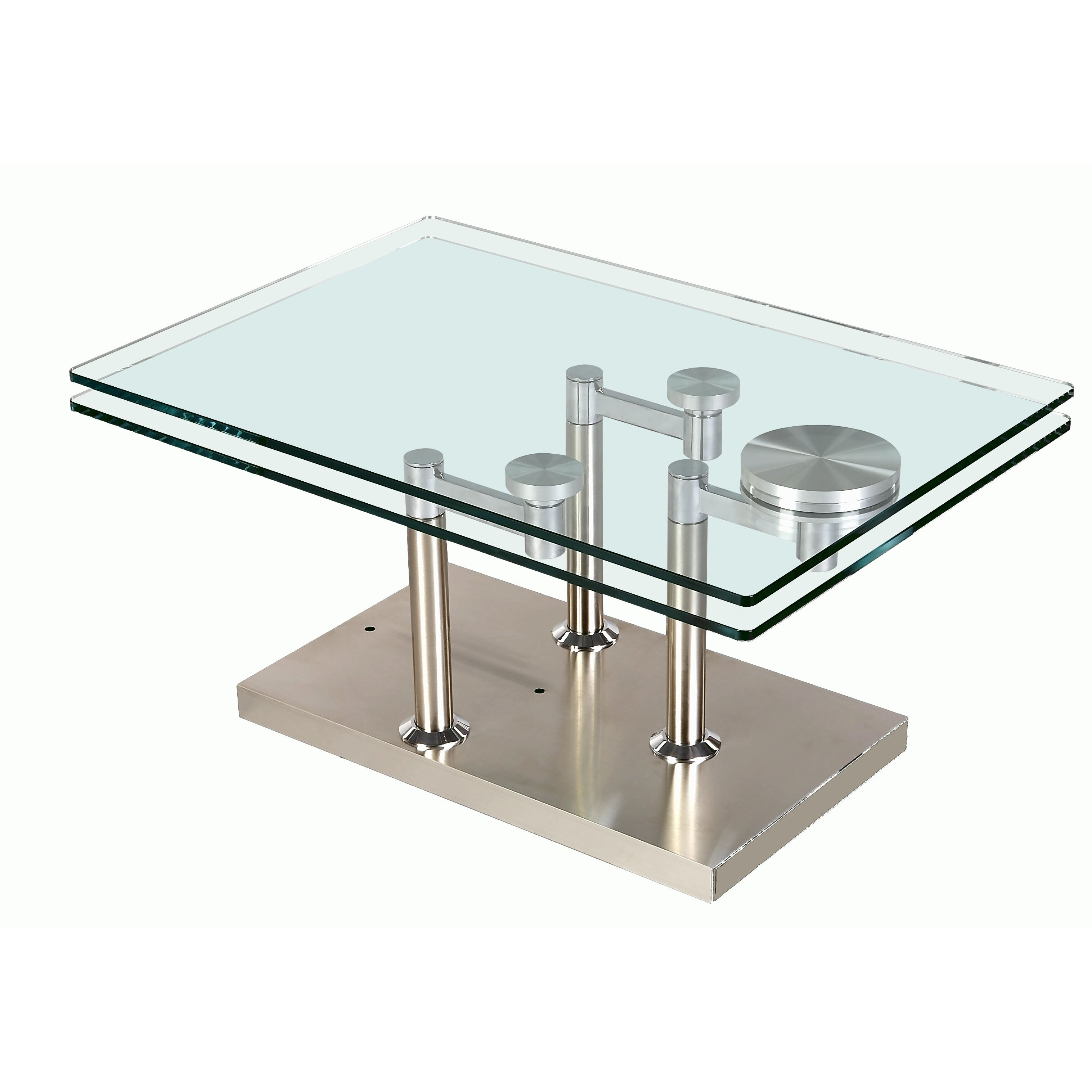 Chintaly Motion Coffee Table Reviews Wayfair