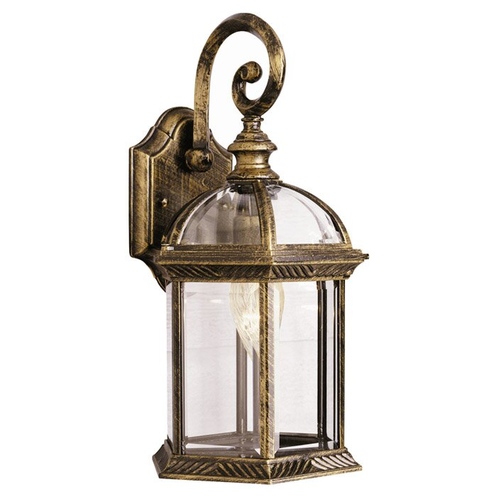 TransGlobe Lighting 1 Light Outdoor Wall Lantern & Reviews Wayfair
