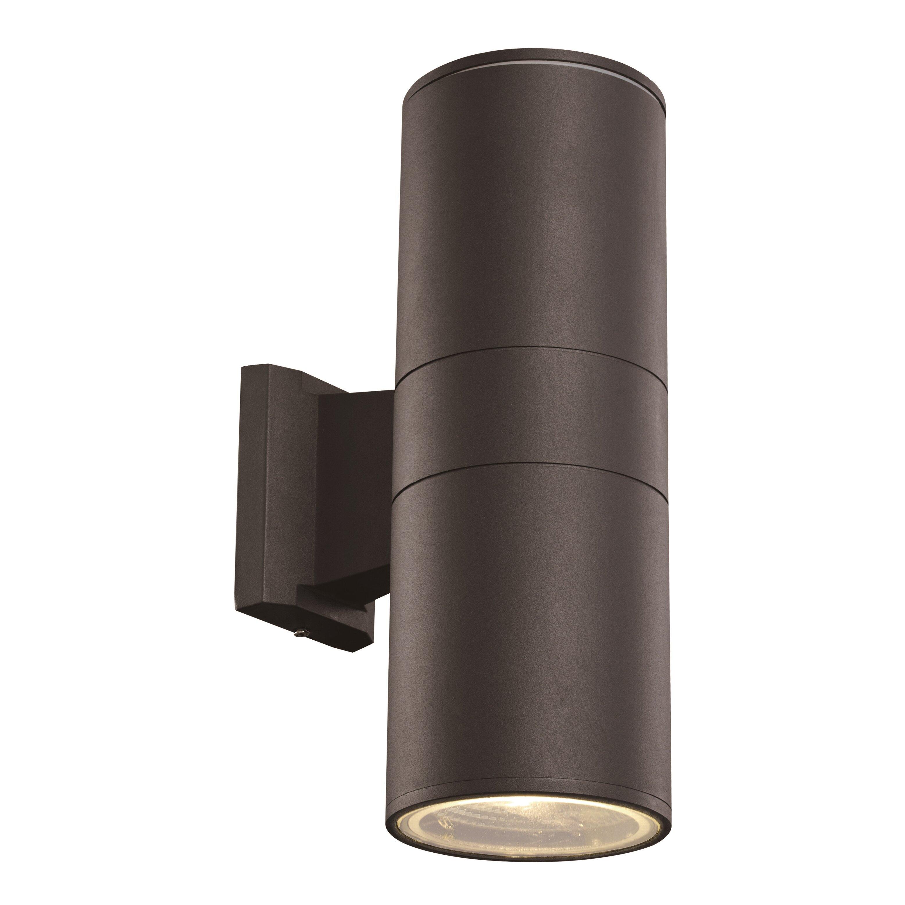 Transglobe Lighting Compact 1 Light Dual Wall Sconce Wayfair