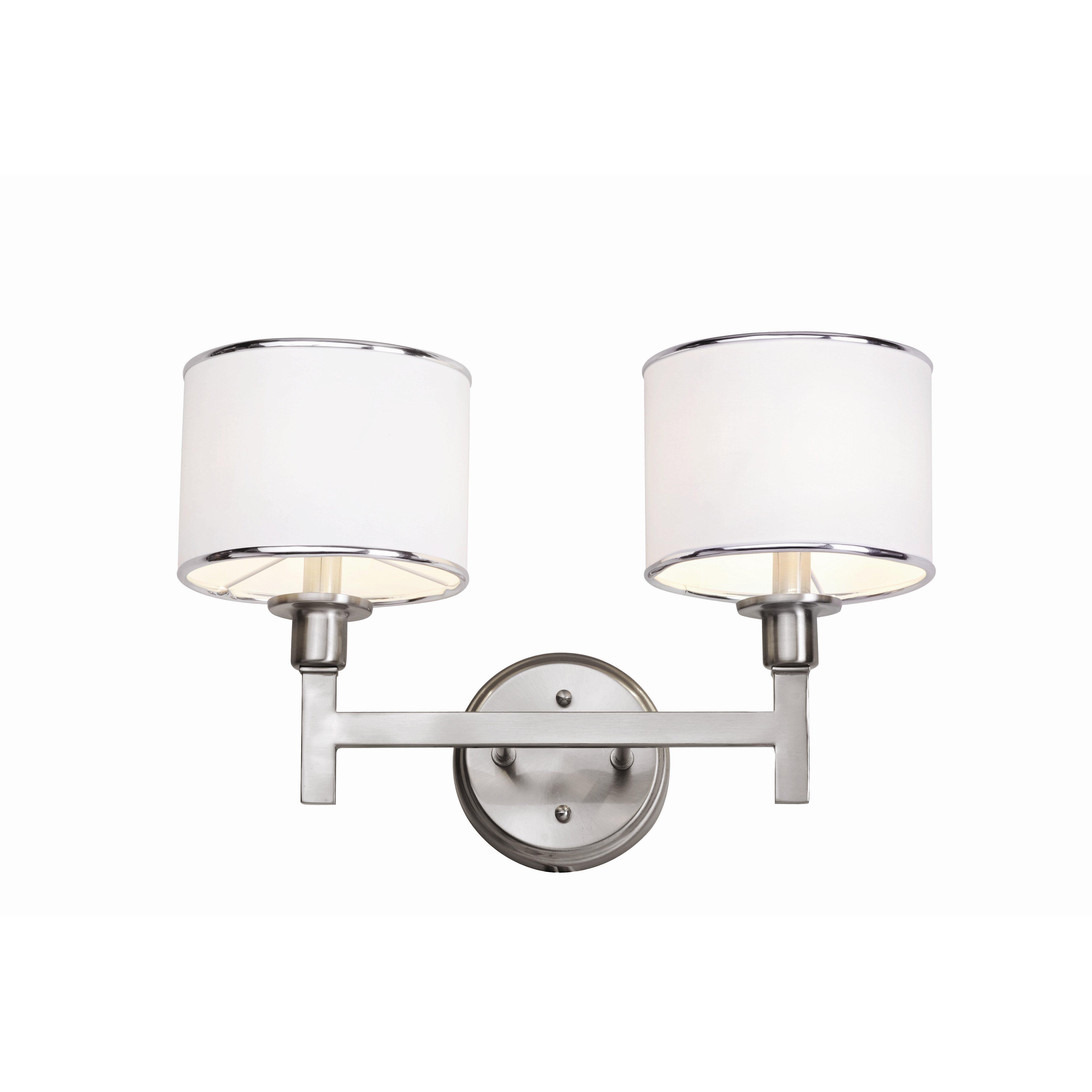 Transglobe Lighting Cadence 2 Light Vanity Light Reviews Wayfair