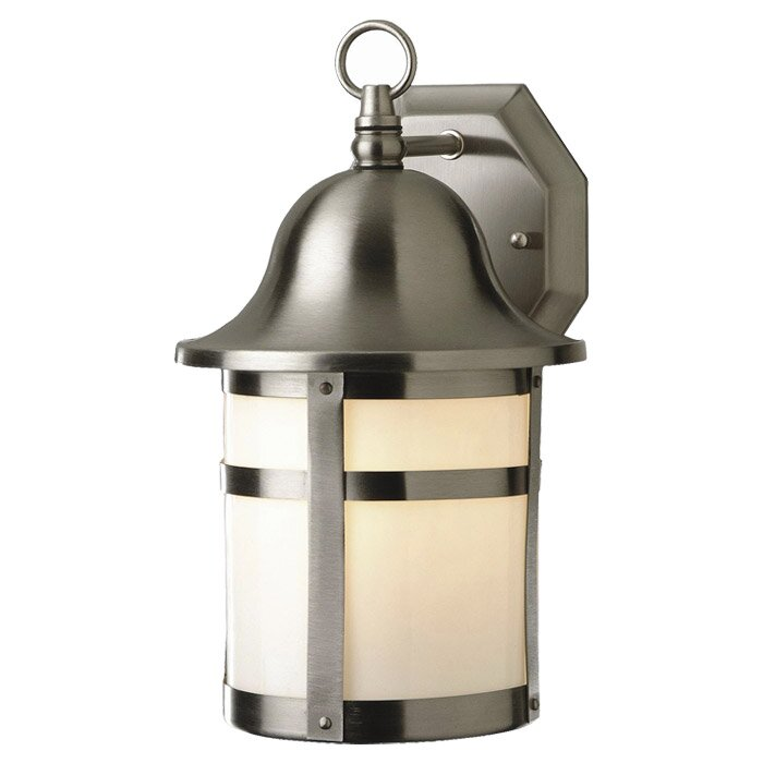 Wayfair Outdoor Wall Lights : TransGlobe Lighting Outdoor Wall Lantern & Reviews Wayfair