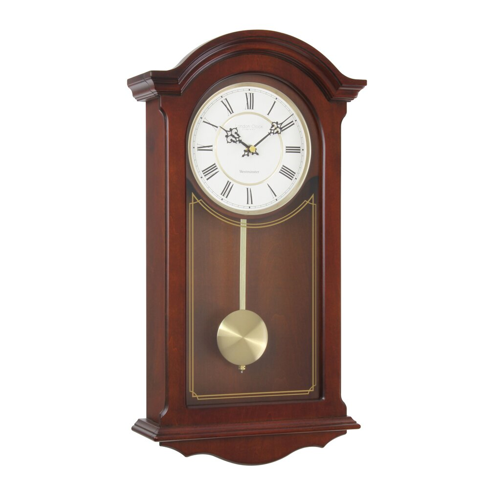 London Clock Company Pendulum Wall Clock Reviews