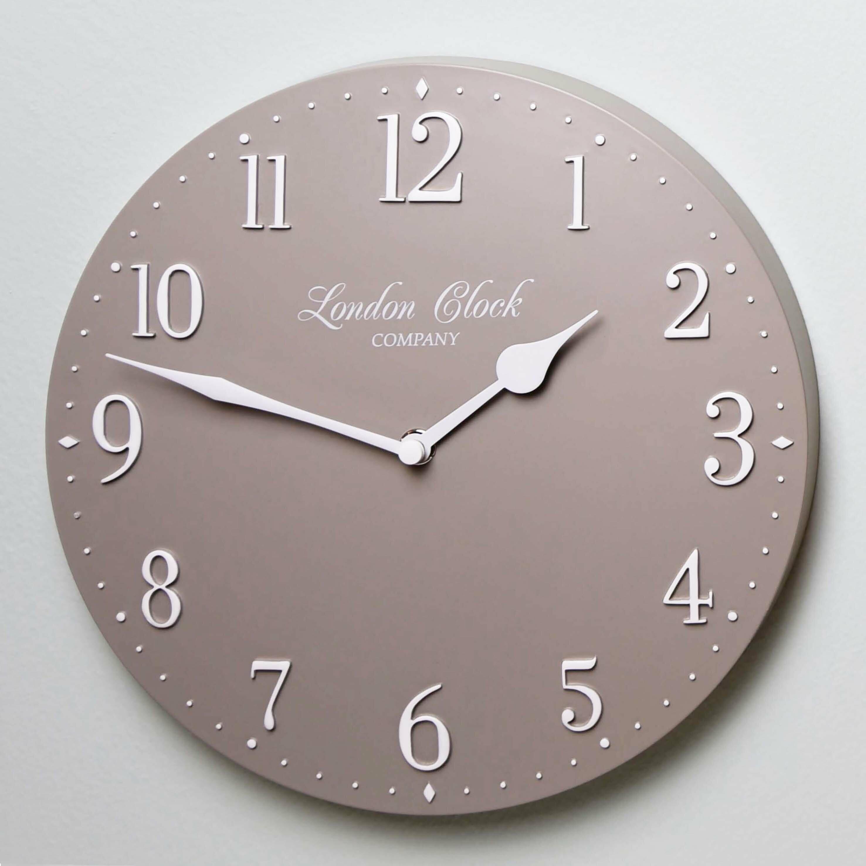London clock company wanduhr amelia 25 cm reviews - Wanduhr 100 cm ...