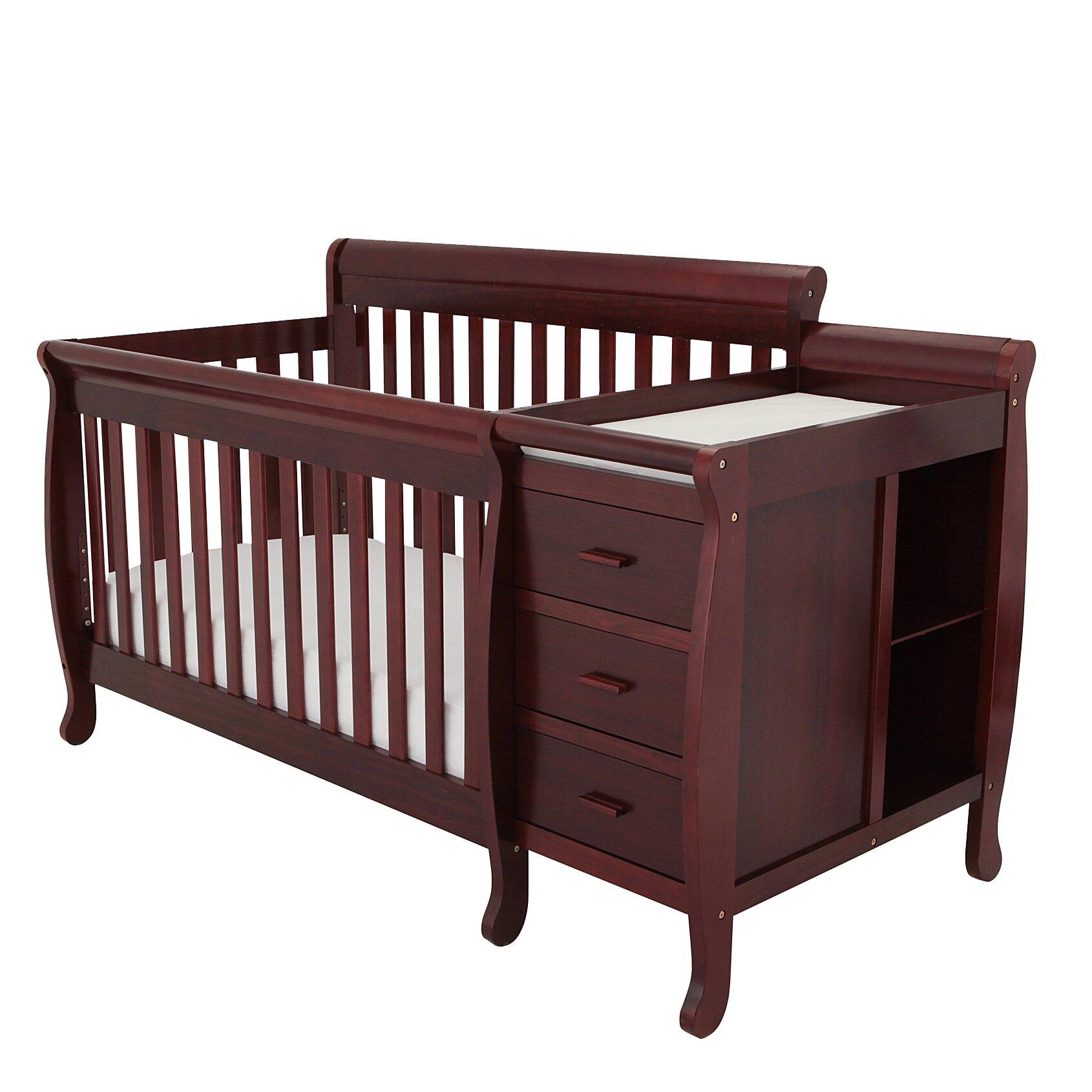 afg international furniture 3 in 1 convertible crib reviews wayfair