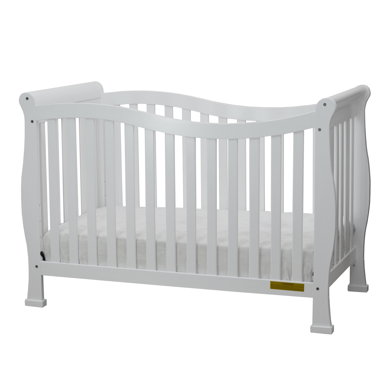 Afg International Furniture Nadia 3 In 1 Convertible Crib Amp Reviews Wayfair