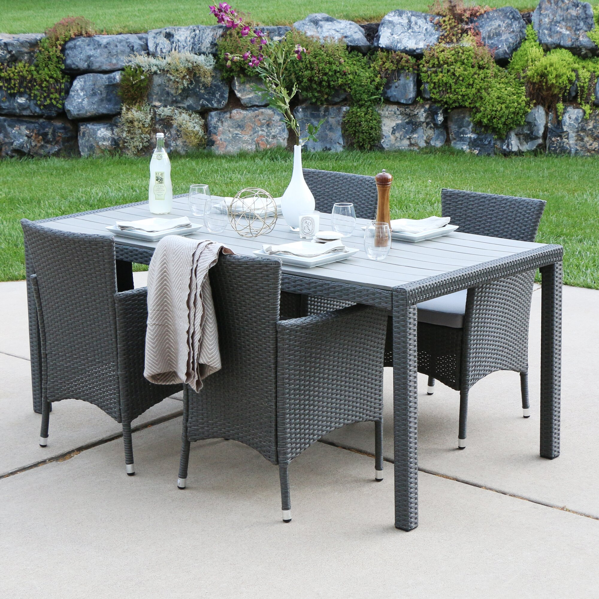 angelo home baxter dining table reviews wayfair
