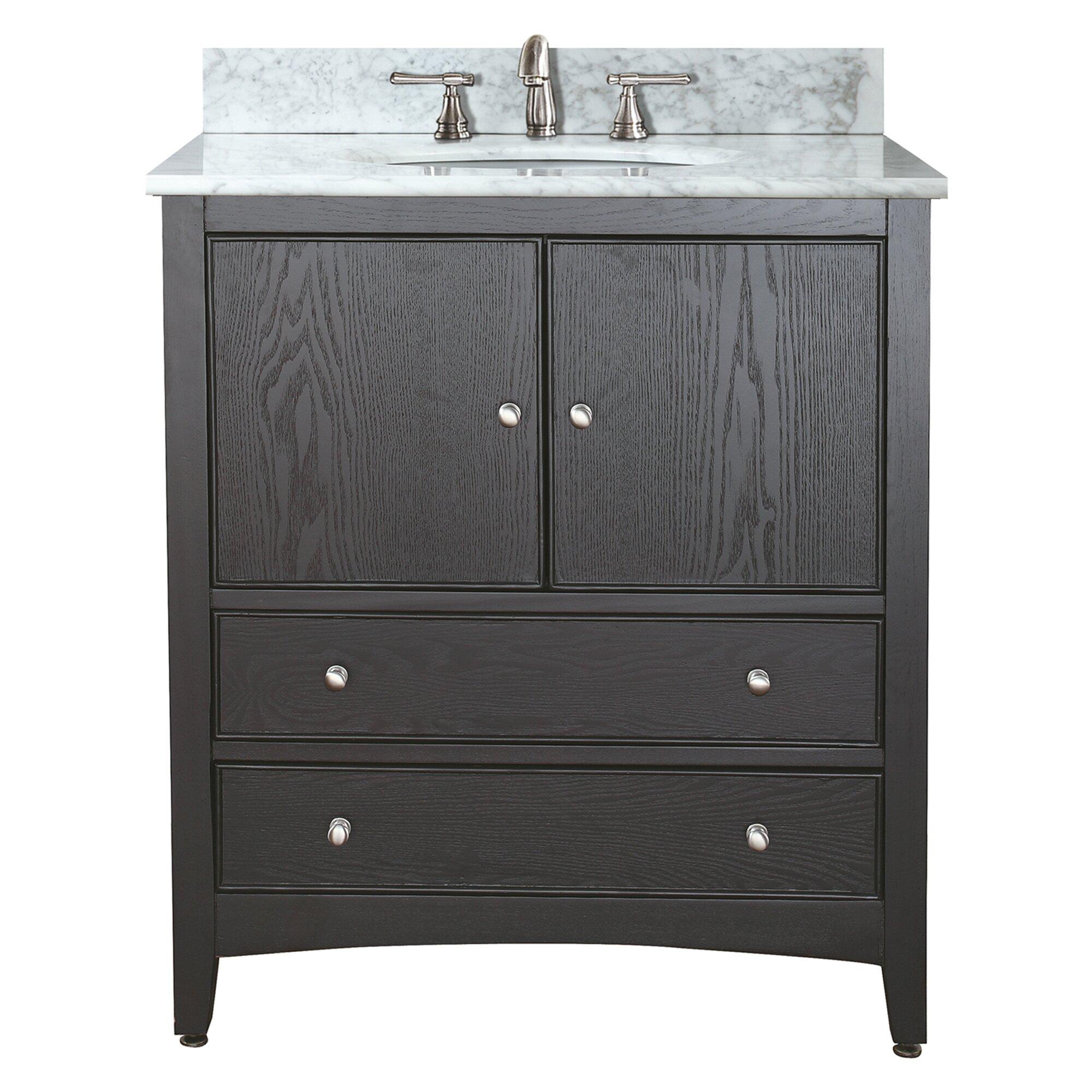 """Avanity Westwood 30"""" Single Bathroom Vanity Set"""