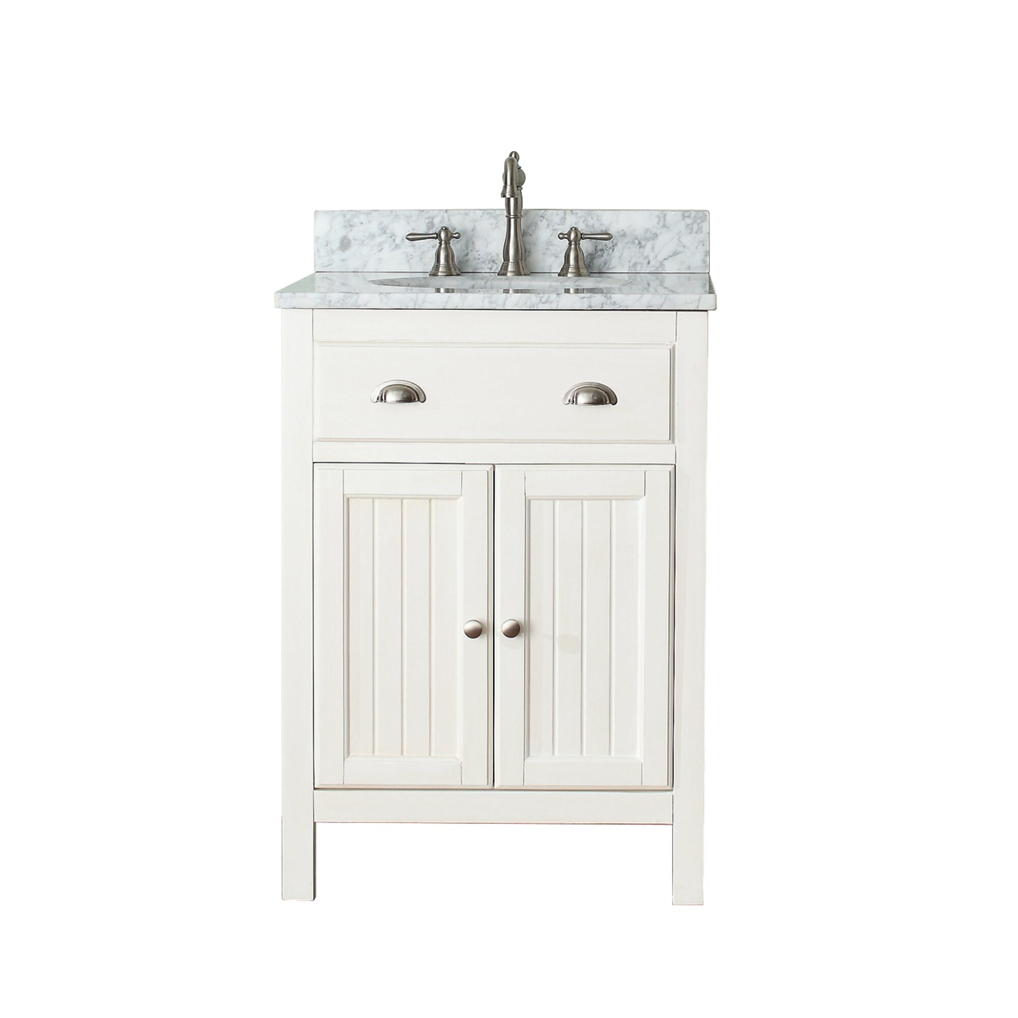 "Avanity Hamilton 25"" Single Bathroom Vanity Set & Reviews"
