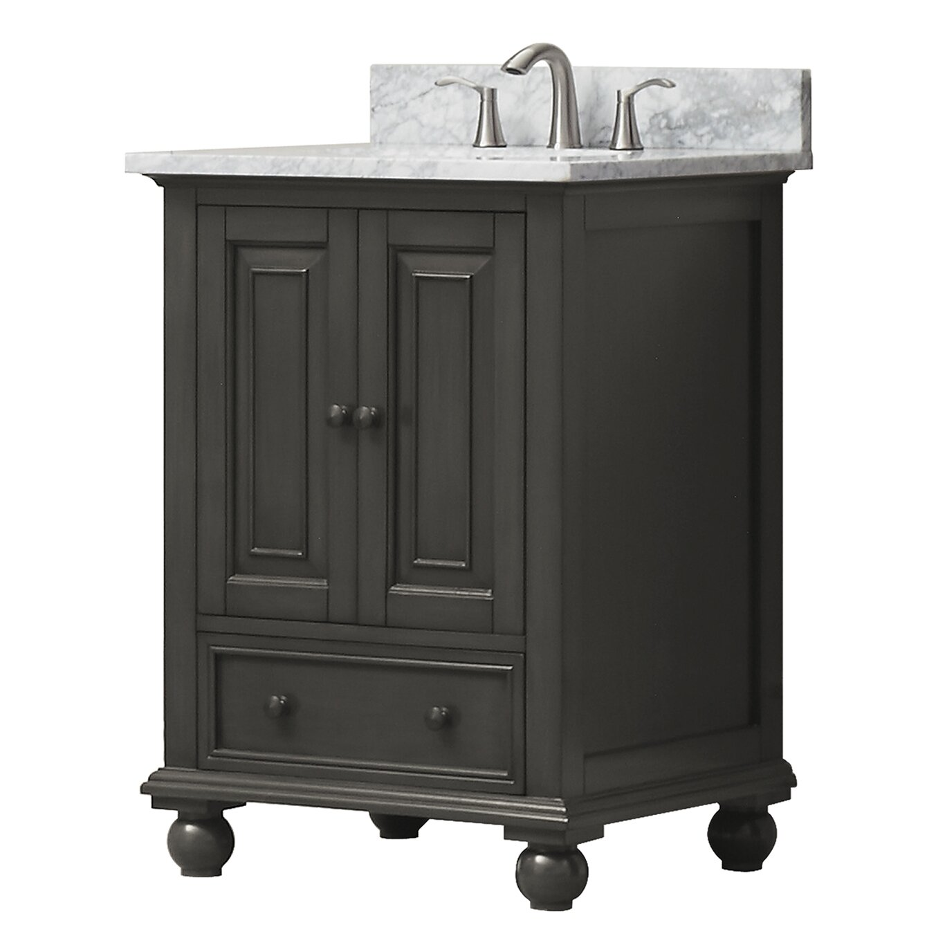 Avanity Thompson 25 Single Modern Bathroom Vanity Set