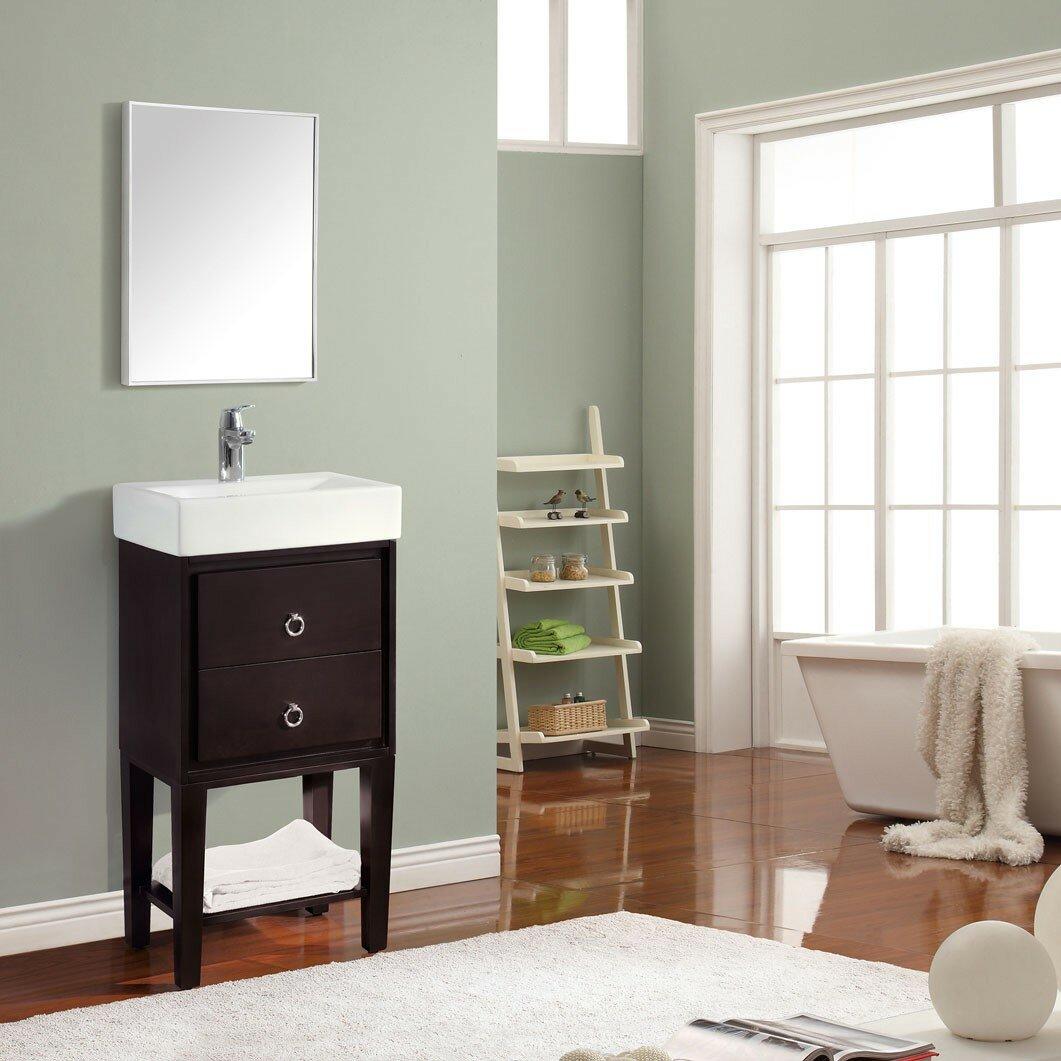 Avanity Kent Bathroom Framed Mirror Wayfair