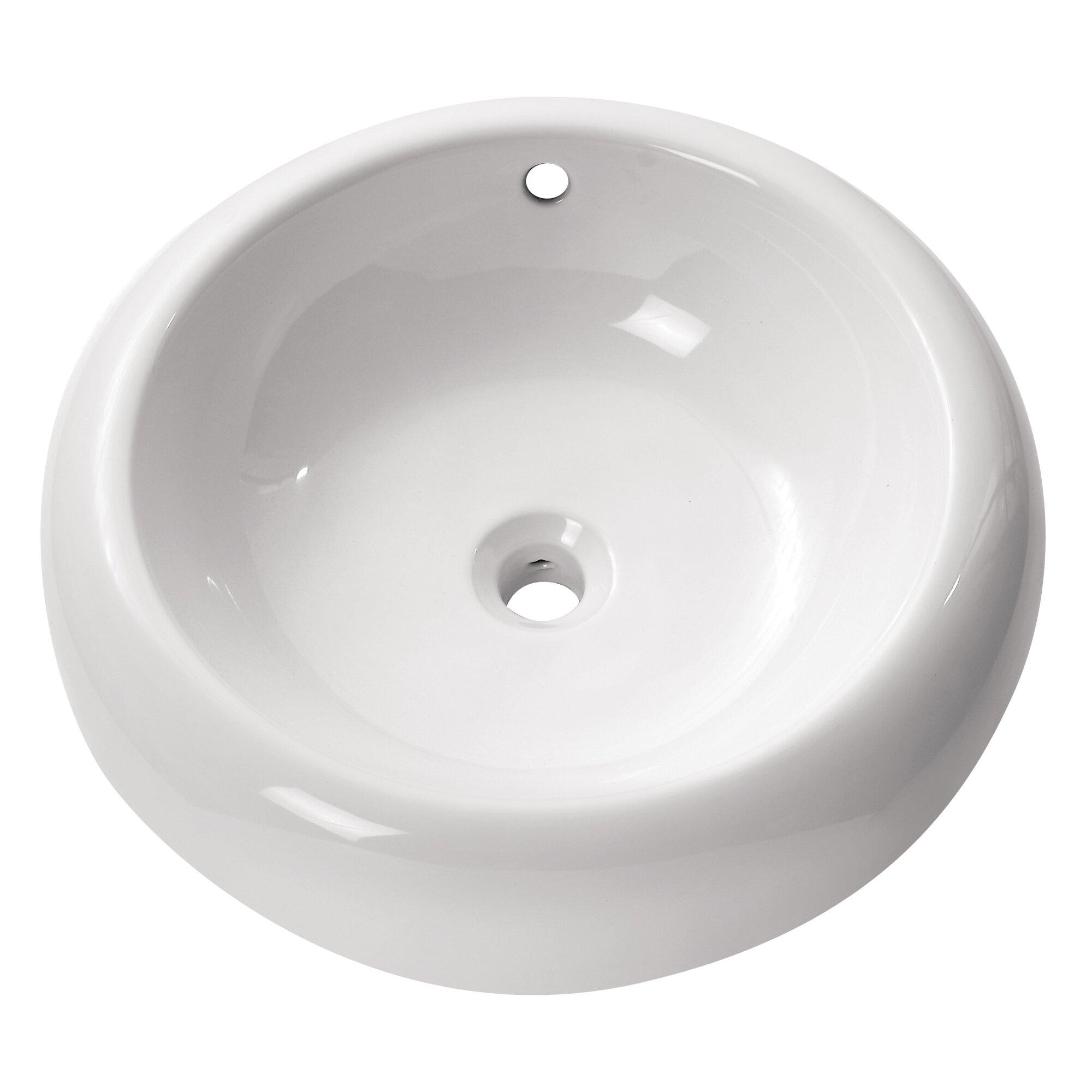 Sink Over Toilet : Home Improvement Bathroom Fixtures ... Avanity Part #: CVE500RD SKU ...