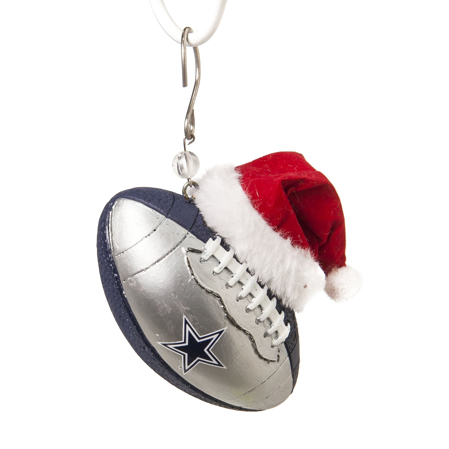 Dallas Cowboys Bedroom Team Sports America Nfl Team Ball Ornament Amp Reviews Wayfair