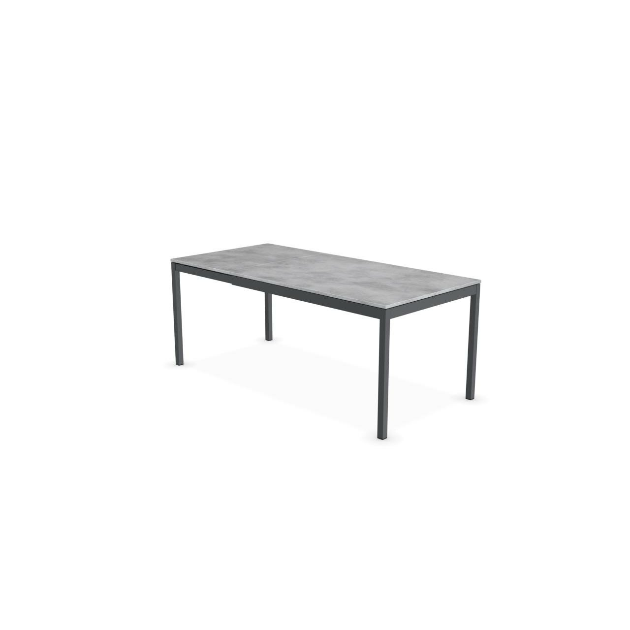 Calligaris Snap Rectangular Extendable Dining Table