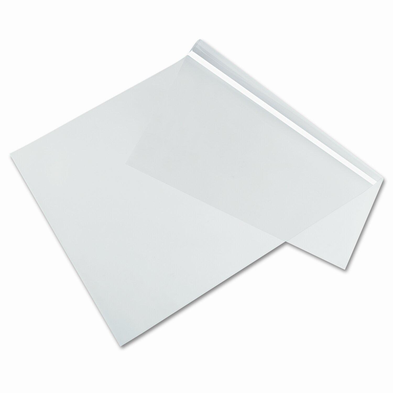 Artistic Llc Second Sight Clear Plastic Desk Protector 36