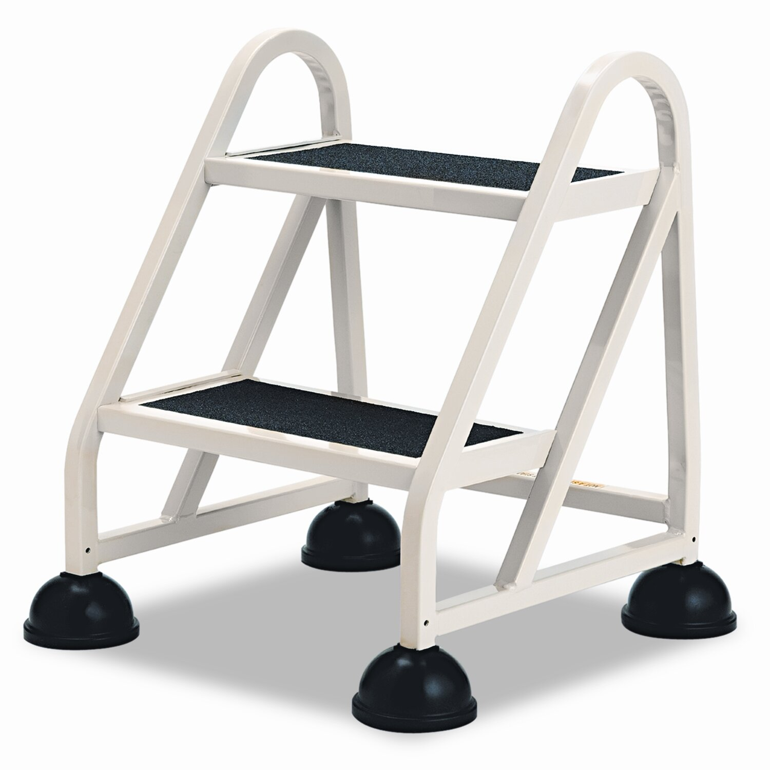 Cramer Industries Inc 2 Step Aluminum Step Stool With 300